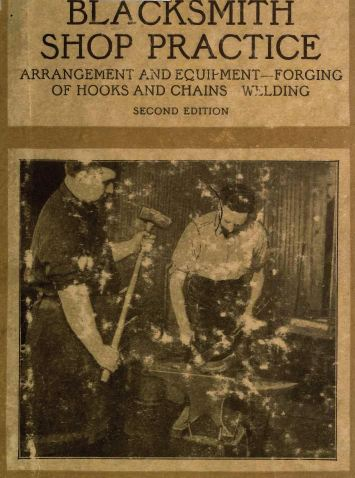 DOWNLOAD - Blacksmithing, Steel and Iron Reference Books