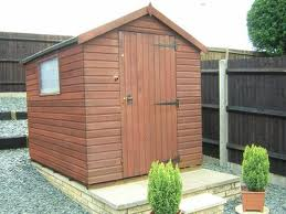 SAMPLE Shed Plans 02, 8x8 Gable Shed, Beginner's Model, DOWNLOAD