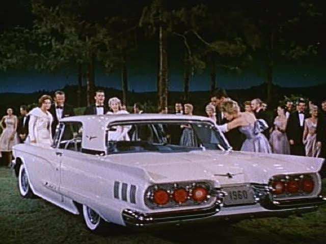 Vintage Ford Motor Co. Sales Promotion Films and Ads on DVD