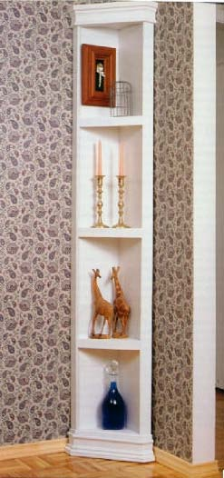 Corner Cupboard, Wood Furniture Plans, IMMEDIATE DOWNLOAD