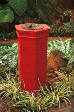sundial outdoor wood plans immediate download