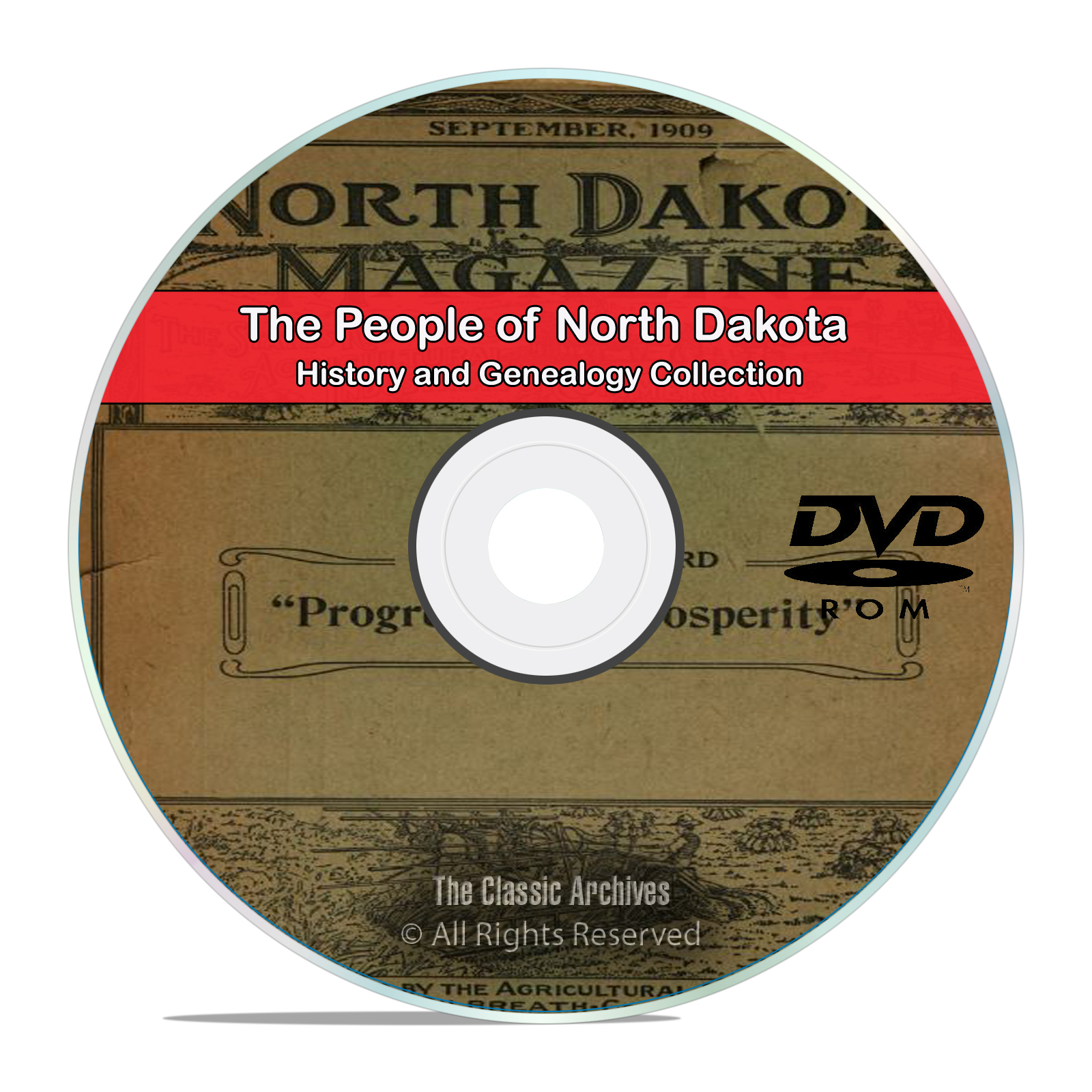 North Dakota ND People Cities and Towns History and Genealogy 118 Books DVD