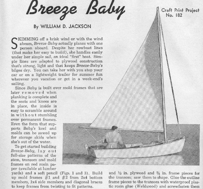 Sailboat Boat Plans, 24 Designs, Instant Download Access