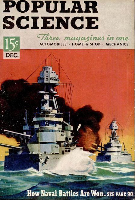 Vintage Popular Science Magazine, Volume 5 DVD, 1940-1945 ...