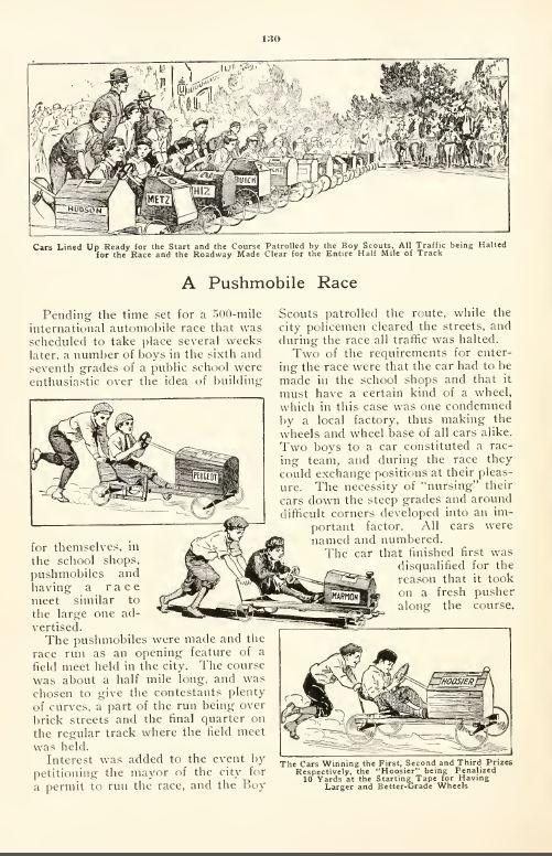 the boy mechanic vintage books