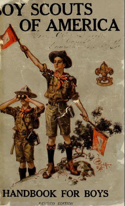 boy scouts books