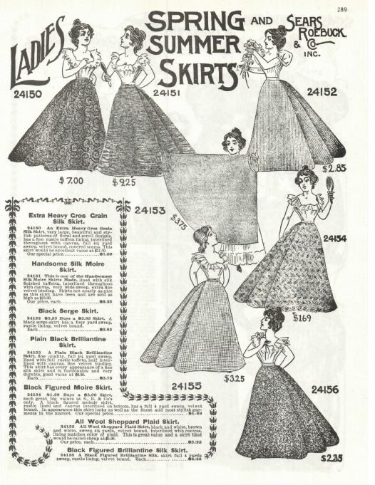 vintage department store catalogs