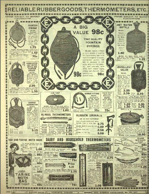 vintage eatons department store catalogs