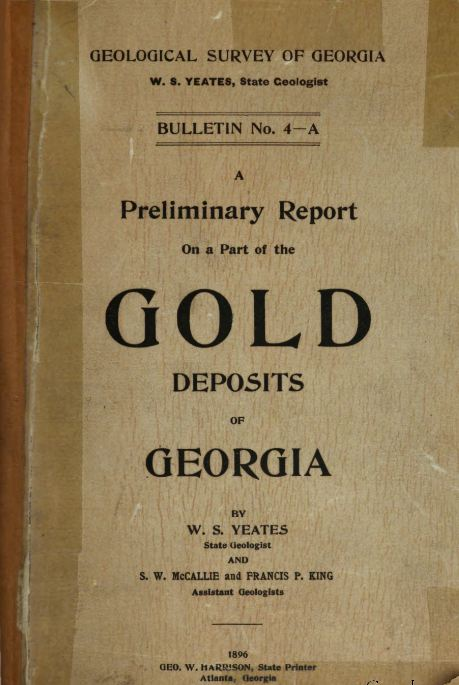 vintage gold mining books