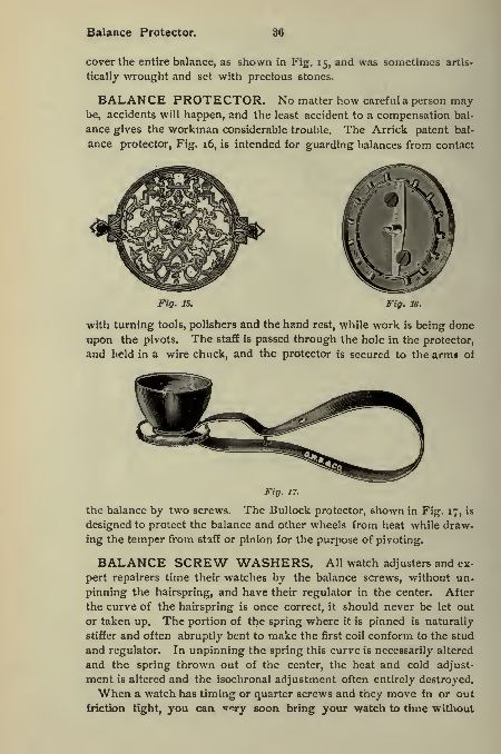 vintage horology, watch repair books