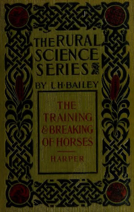 horse training books