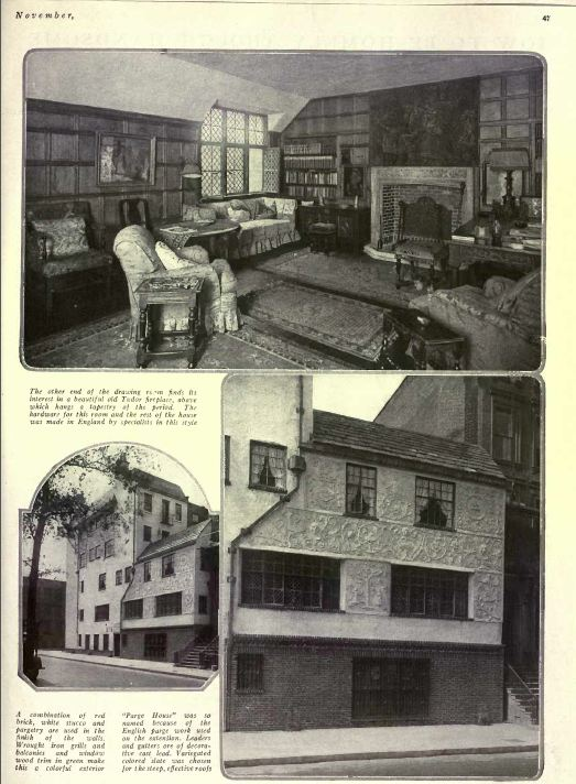 house and garden vintage magazines