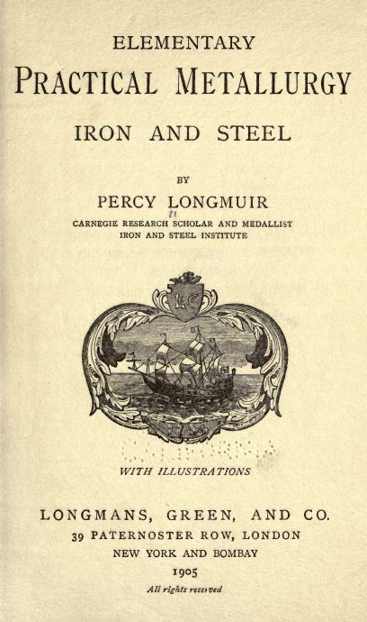 metal forging books
