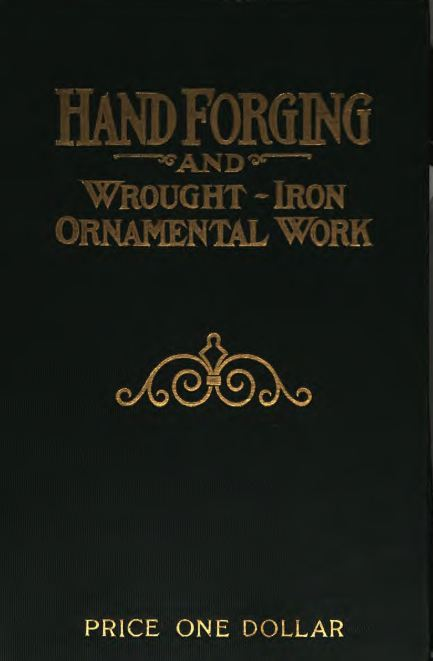 art metal working  books