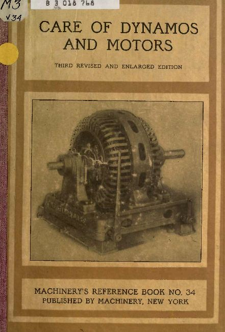 armature motors  books