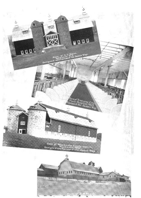 farm buildings and structures books