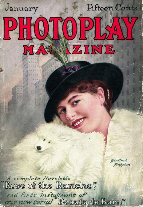 photoplay vintage magazine
