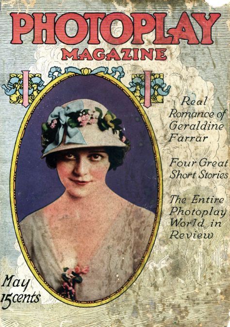 photoplay vintage magazine
