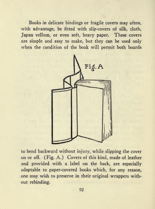 Repair Old Book Cover : Books bookbinding binding how to make book making