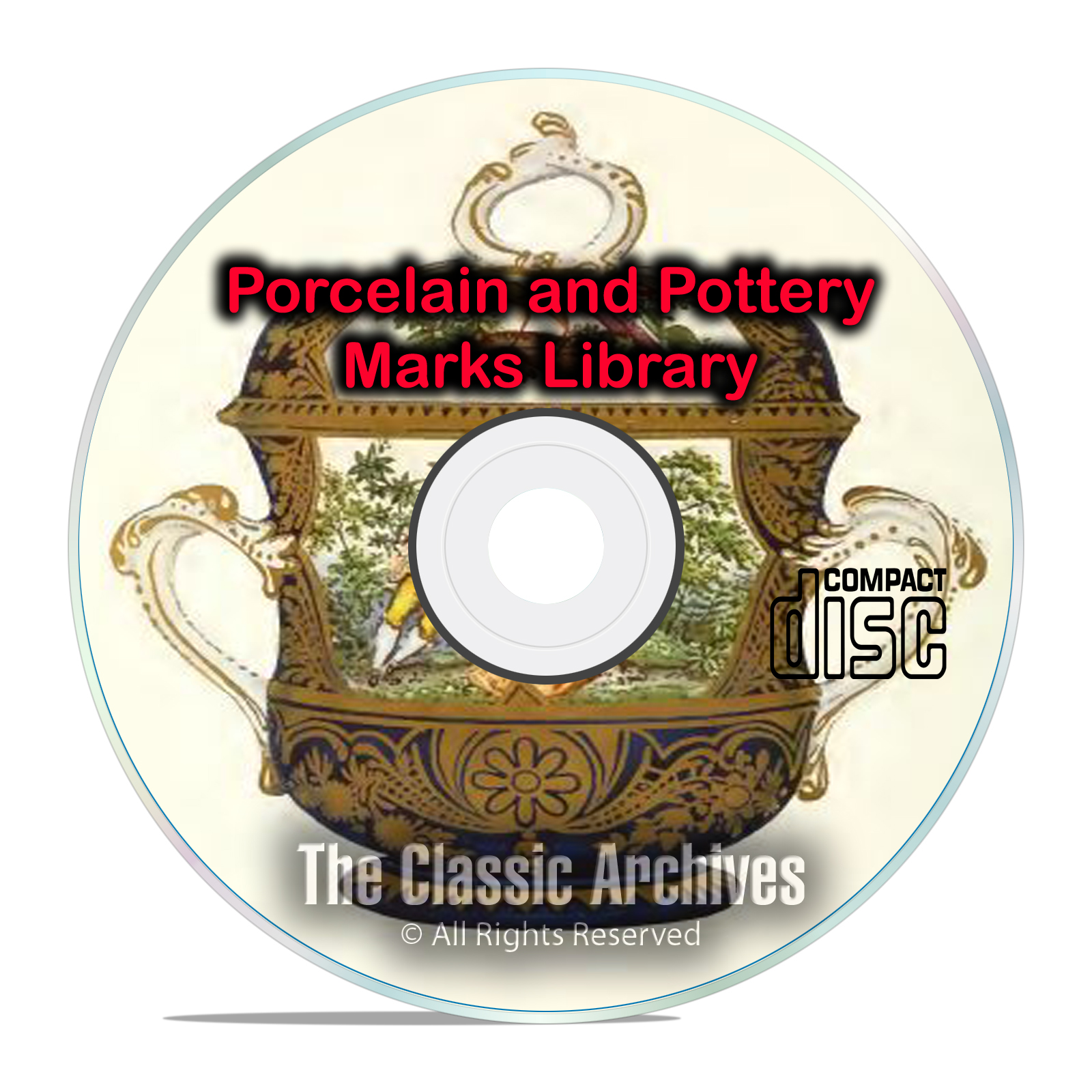 89 Books, Library on Pottery & Porcelain, Marks, Asian, Oriental How to DVD