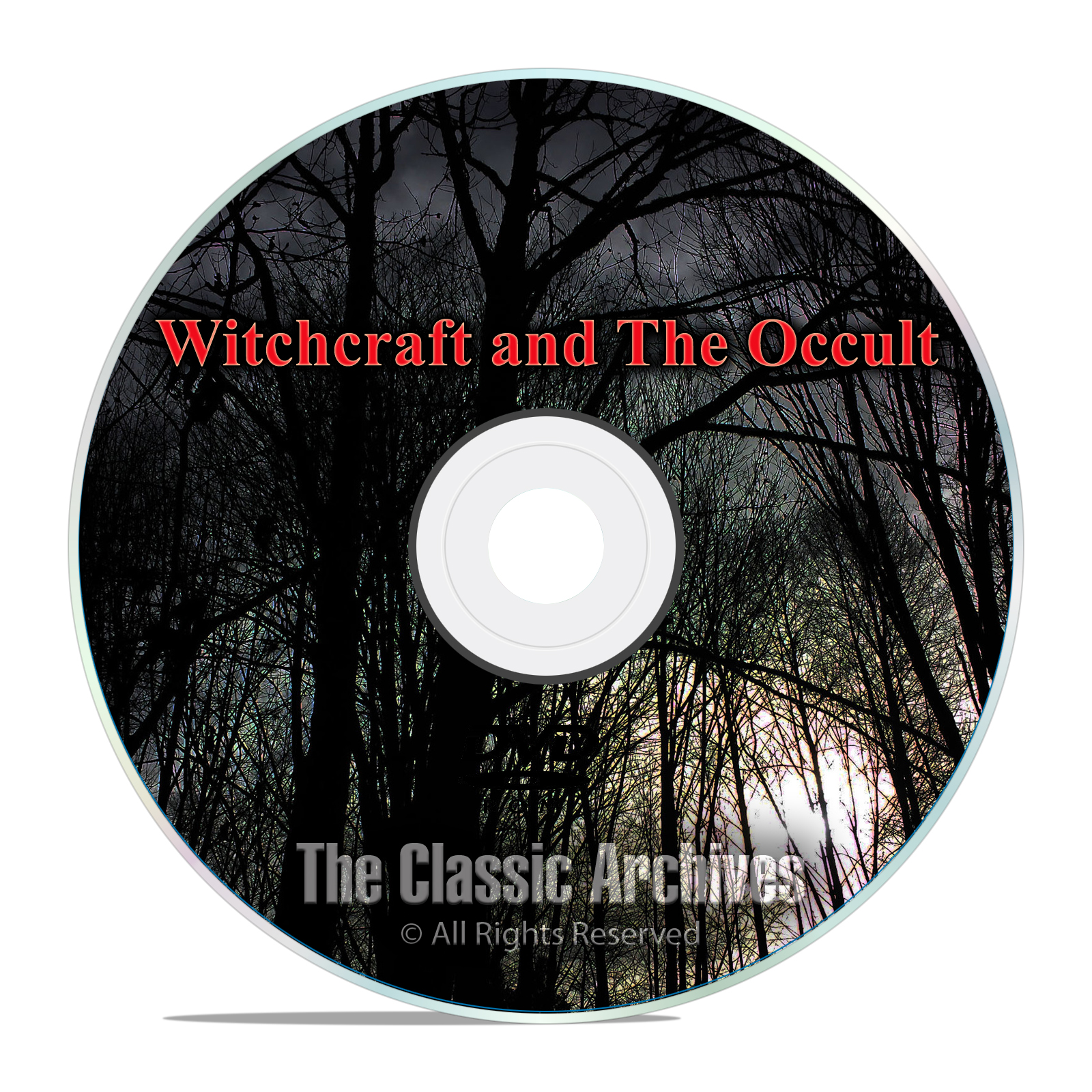 400 Witchcraft, Witch, Witches, Occult, Magic, Demonology Books Library DVD