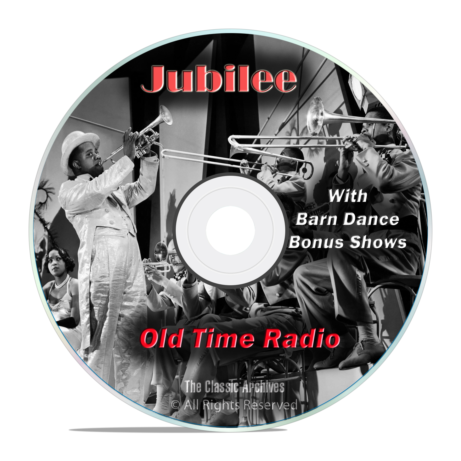 Jubliee, Armed Forces Radio, 837 Old Time Radio Shows, Country Music OTR