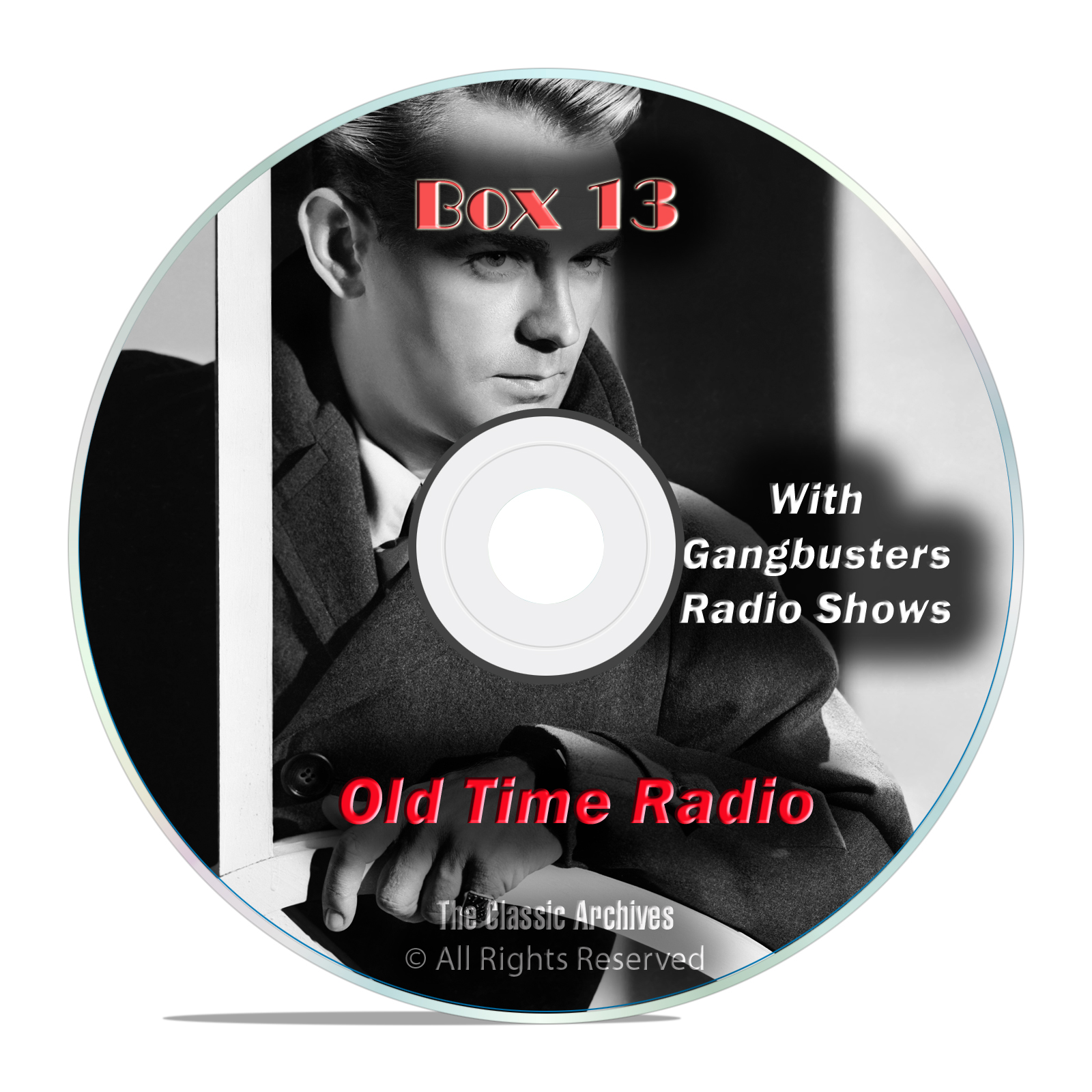 Box 13, 783 Classic Old Time Radio Shows, Fiction, Drama, Action OTR mp3