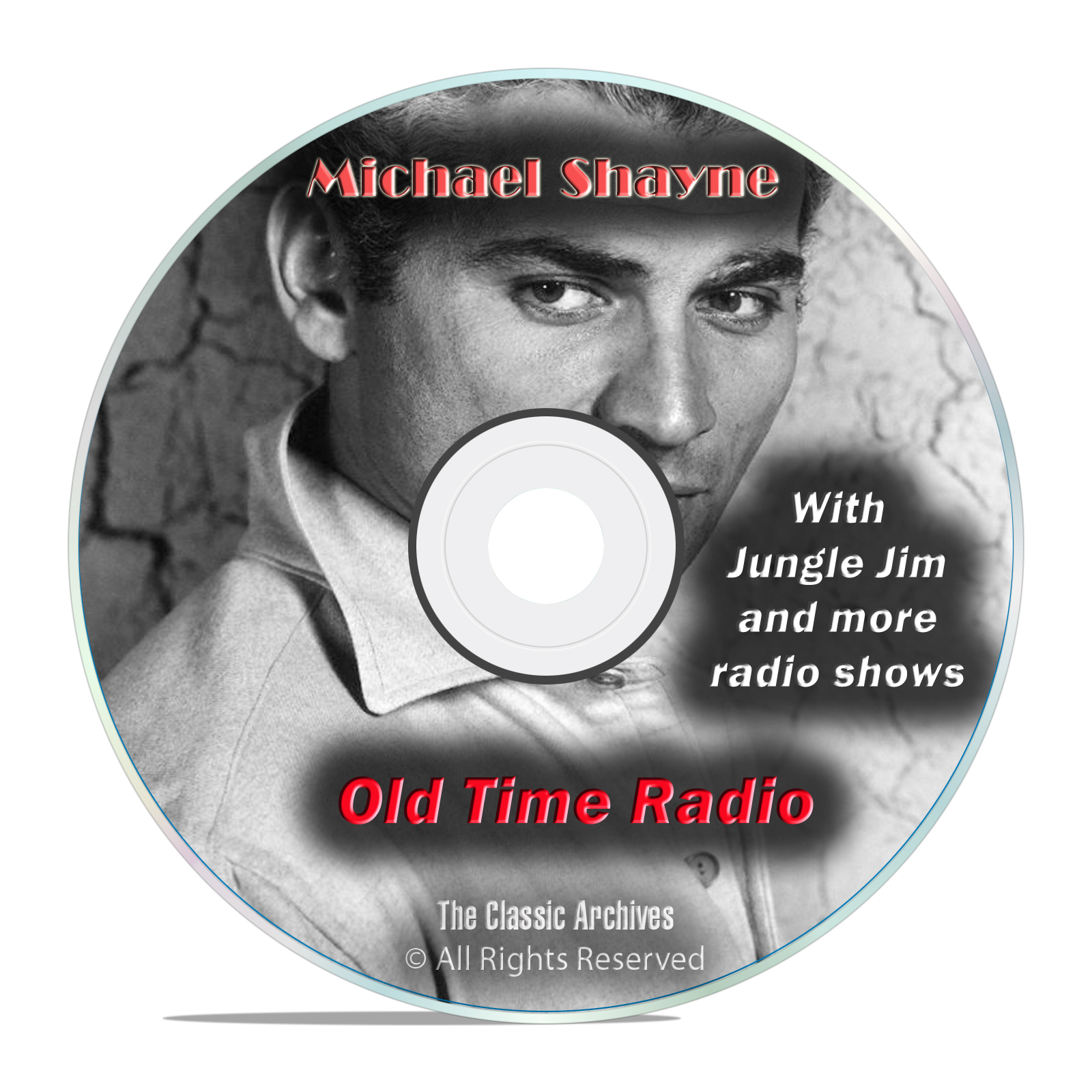 Michael Shayne, Private Detective, 954 Classic Old Time Radio Shows OTR DVD