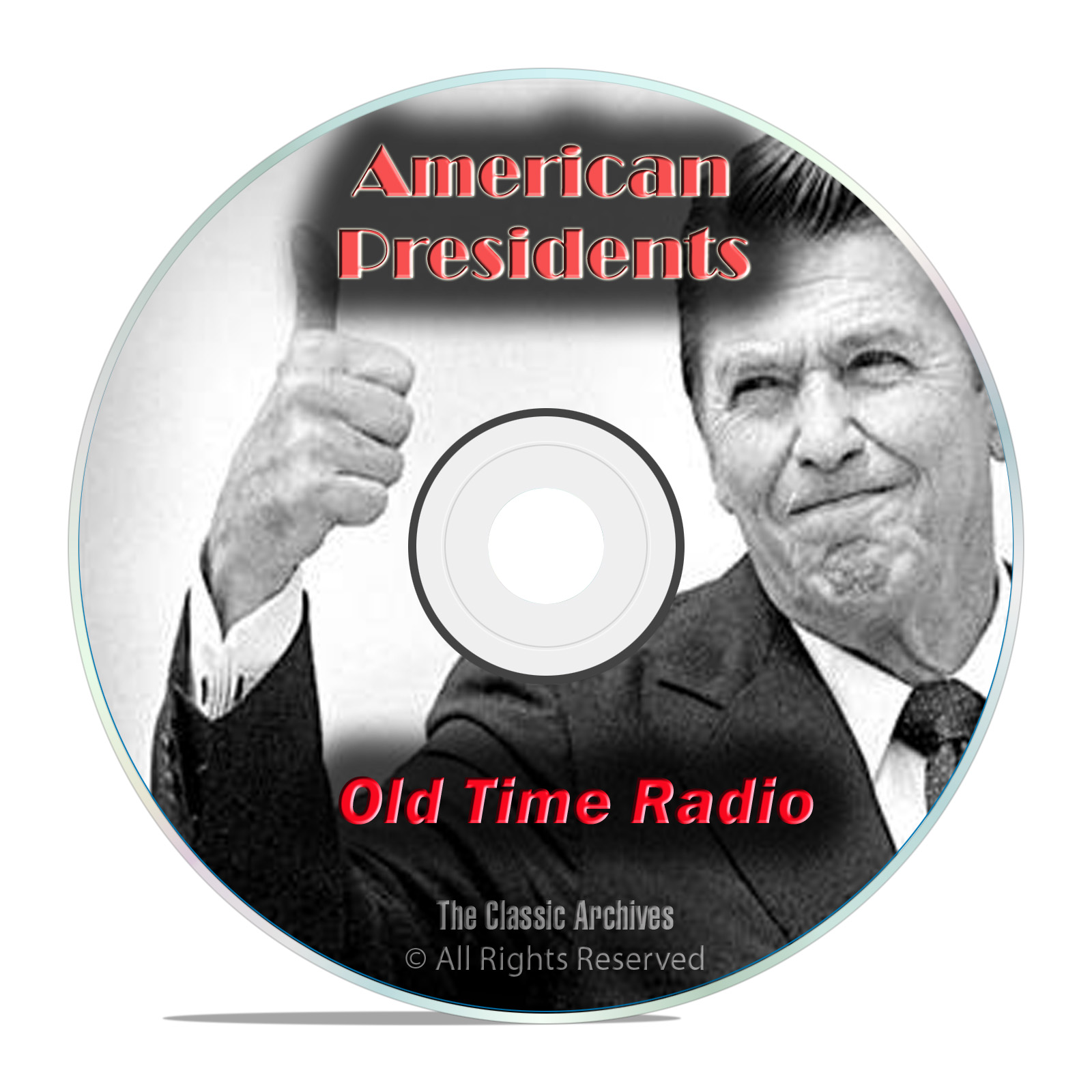 American President Speeches, 1,341 Classic Old Time Radio Address OTR DVD