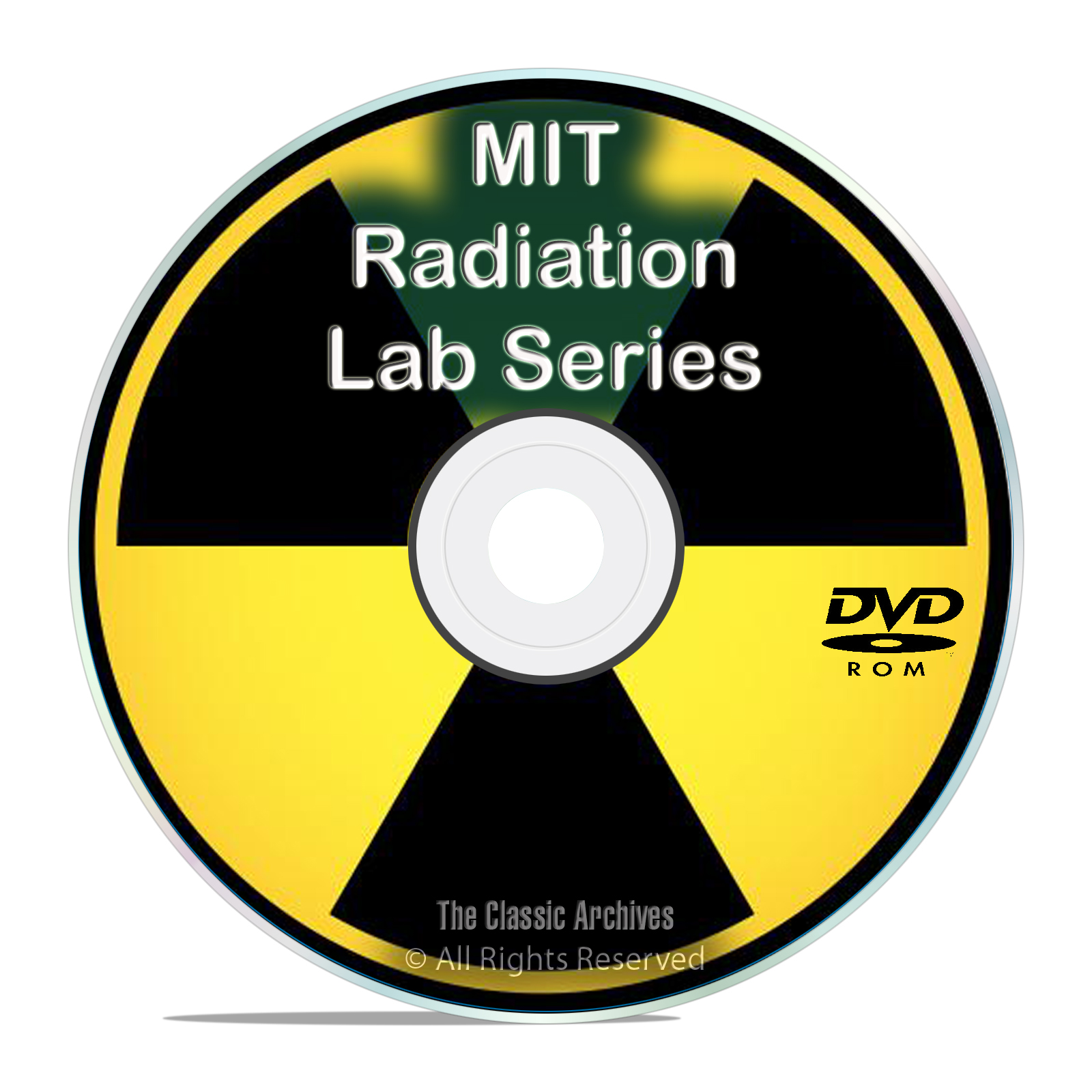 MIT Radiation Laboratory Series, Radiation Research Theory 1947-1951 PDF