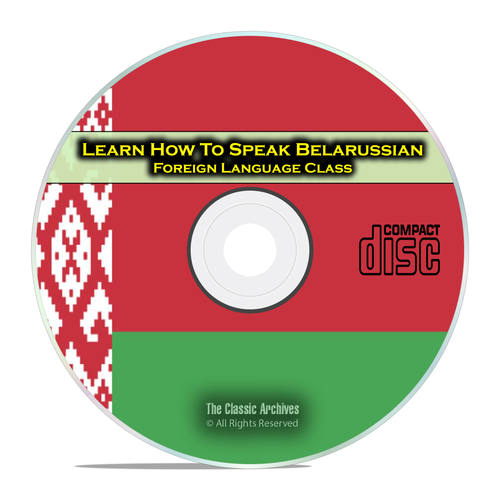 Learn How To Speak Belarussian Fast Easy Foreign Language Training Course