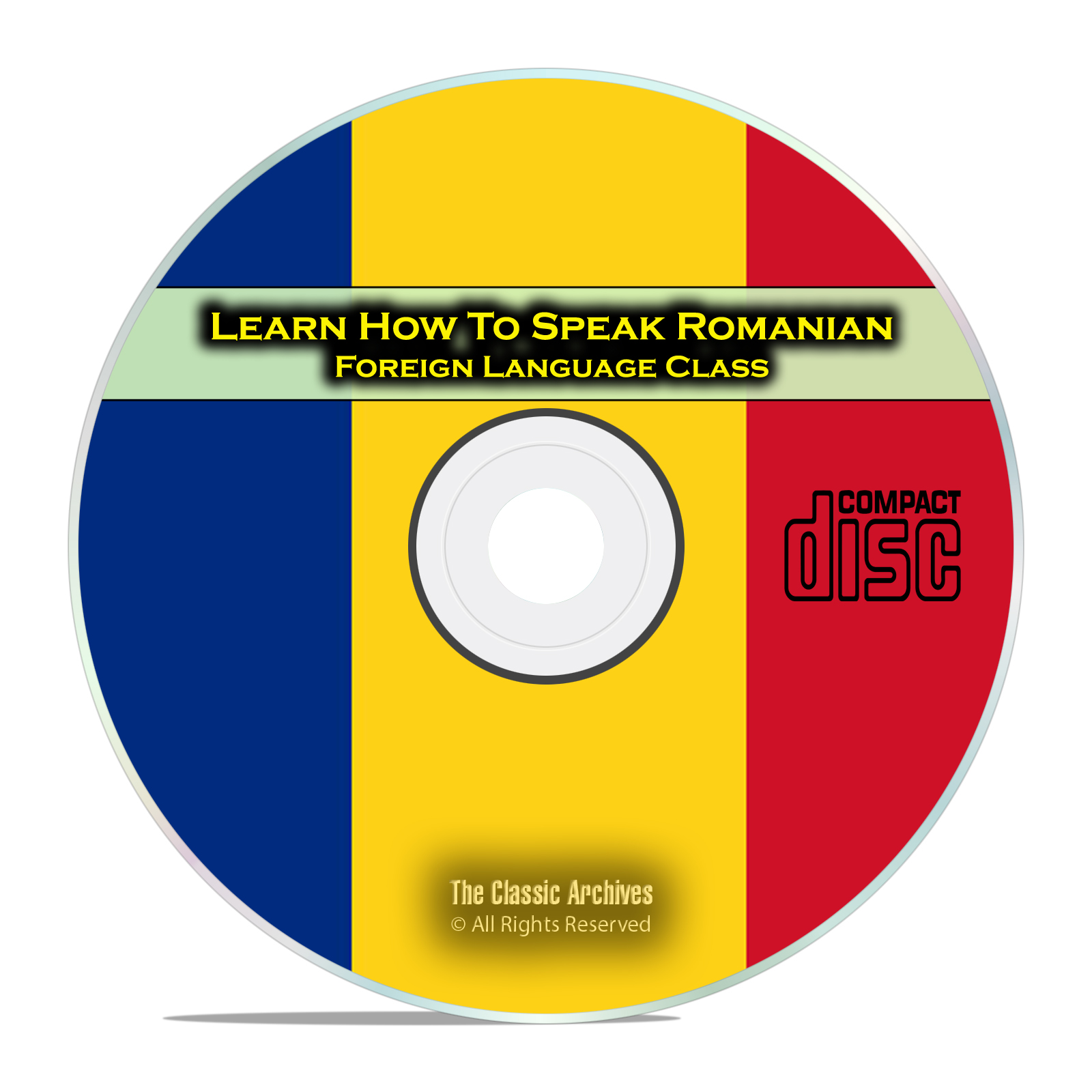Learn How To Speak Romanian, Fast & Easy Foreign Language Training Course