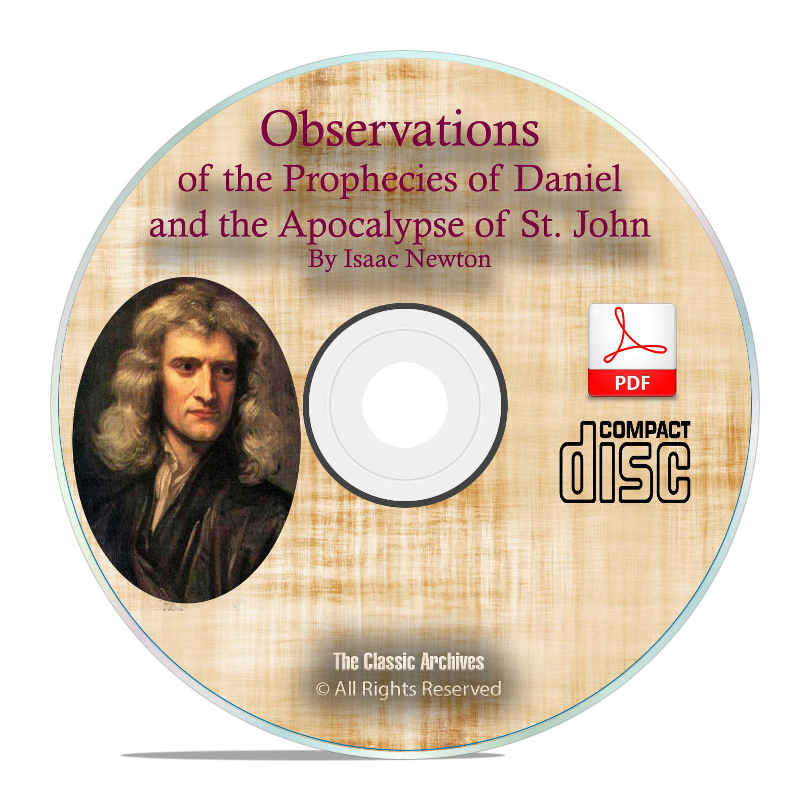 Observations on Prophecies of Daniel, Apocalypse St John-Isaac Newton PDF