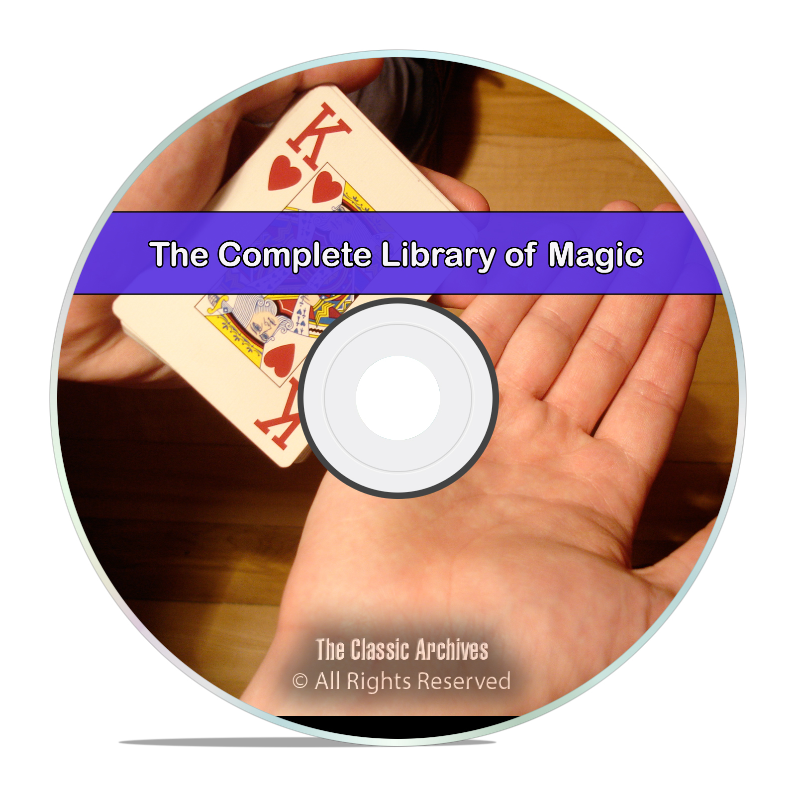 Complete Library on Magic, Tricks, Magicians Conjuring Spells 109 Books DVD