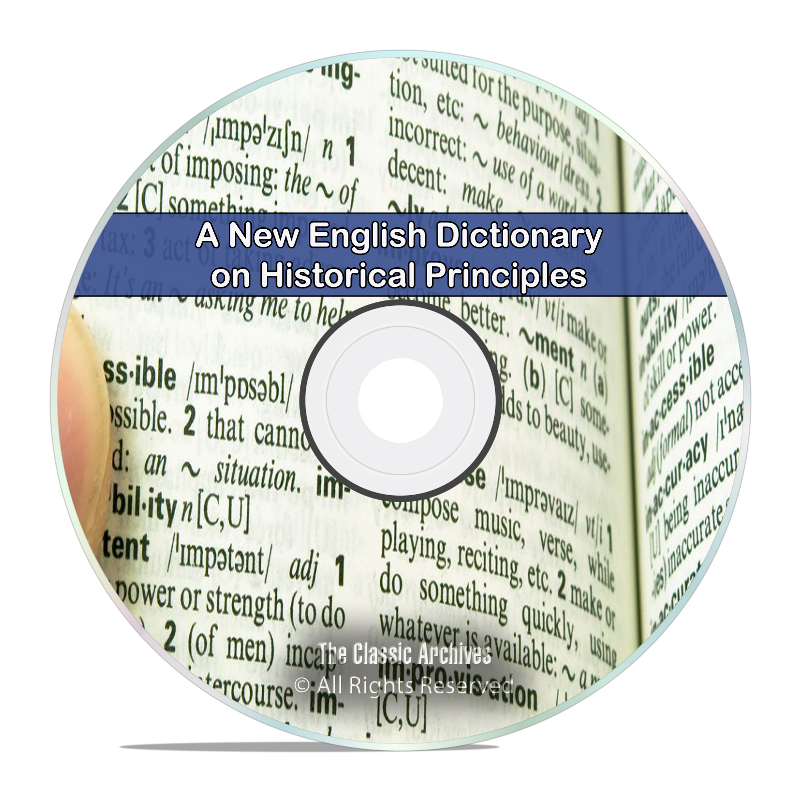A New English Dictionary on Historical Principles Oxford 12 Volume Set Book