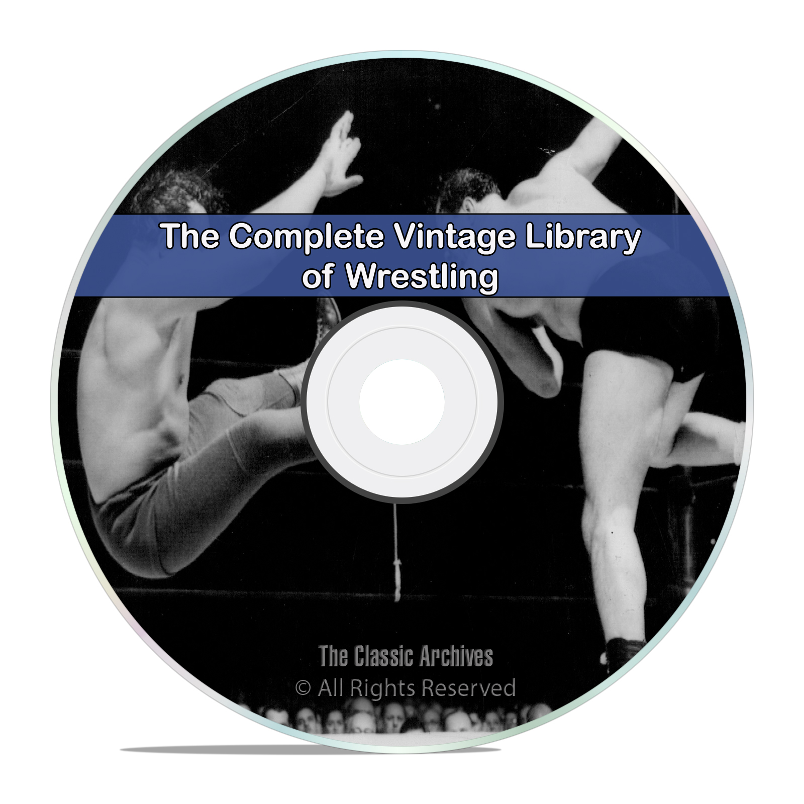 Historic Library of Wrestling, 15 Books, How to Wrestle, Wrestlers, PDF CD