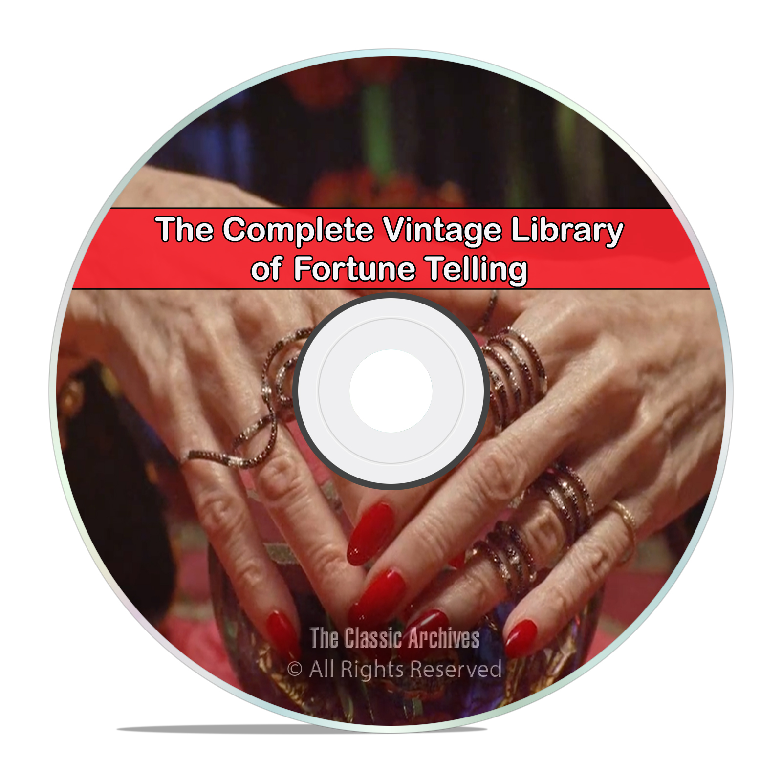 37 Books Library of Fortune Telling Teller Tarot Card Reading Future PDF CD