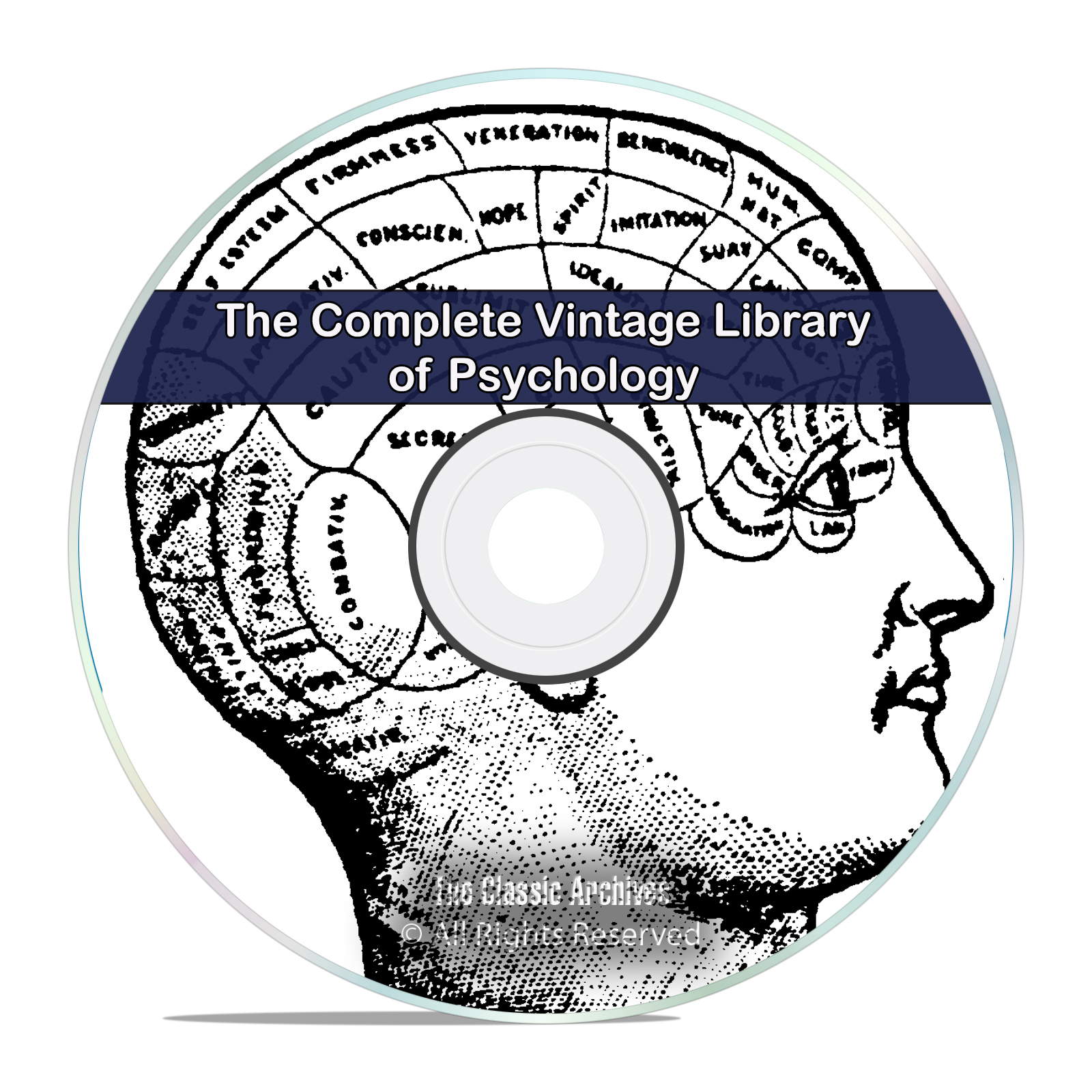 203 Psychology Books, Study Behavior Psychological Psychoanalysis Freud DVD