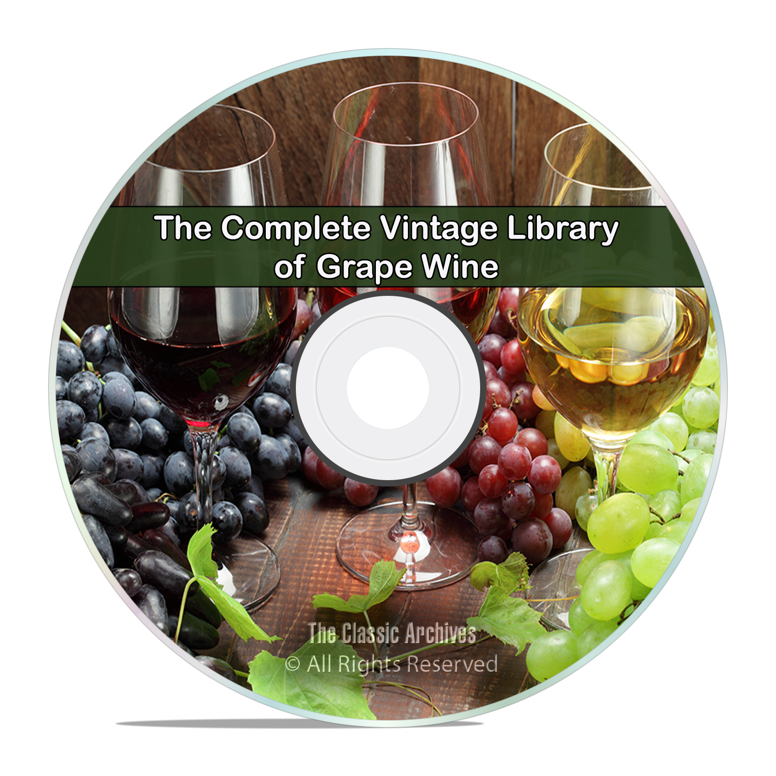 70 Books Library of Grape Culture, Wine & Wine Making, Grow Grapes, PDF DVD