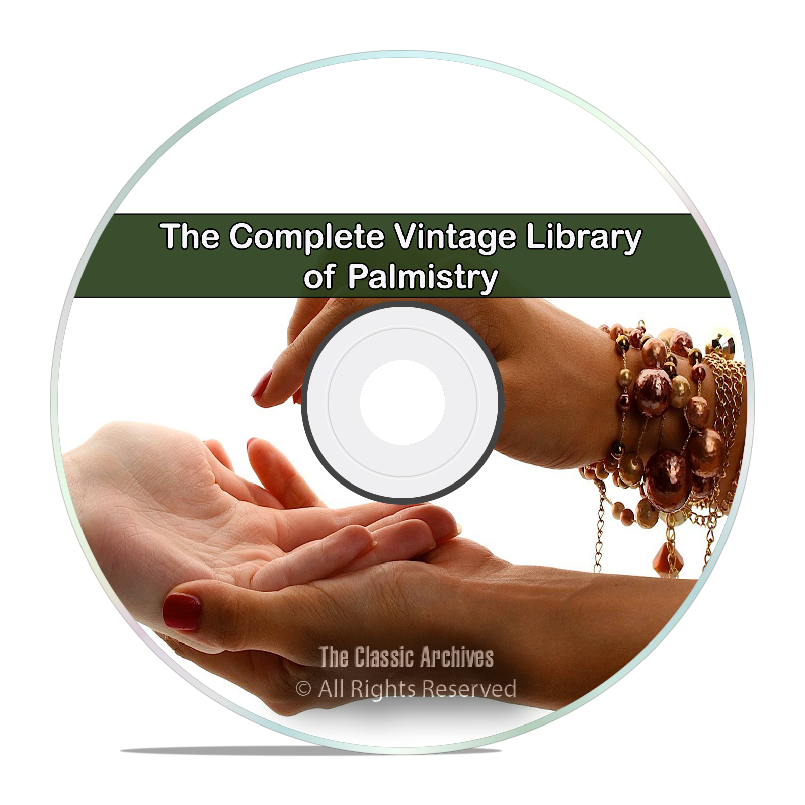 45 Books Library of Palmistry, Chiromancy, Hand Palm Read Reading PDF CD