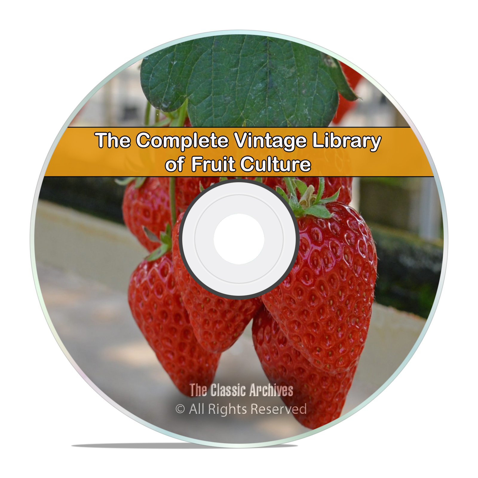 Library of Fruit Culture, 157 Books, Grow, How to, Recipes Garden PDF DVD