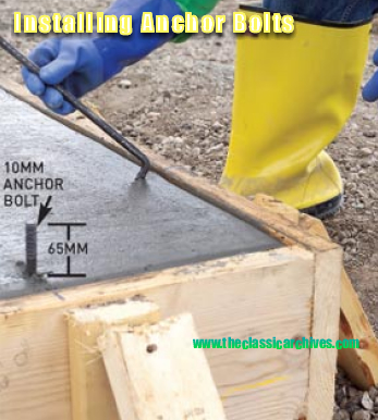 How to Build a Concrete Slab Foundation For Your Shed - Click Image to Close