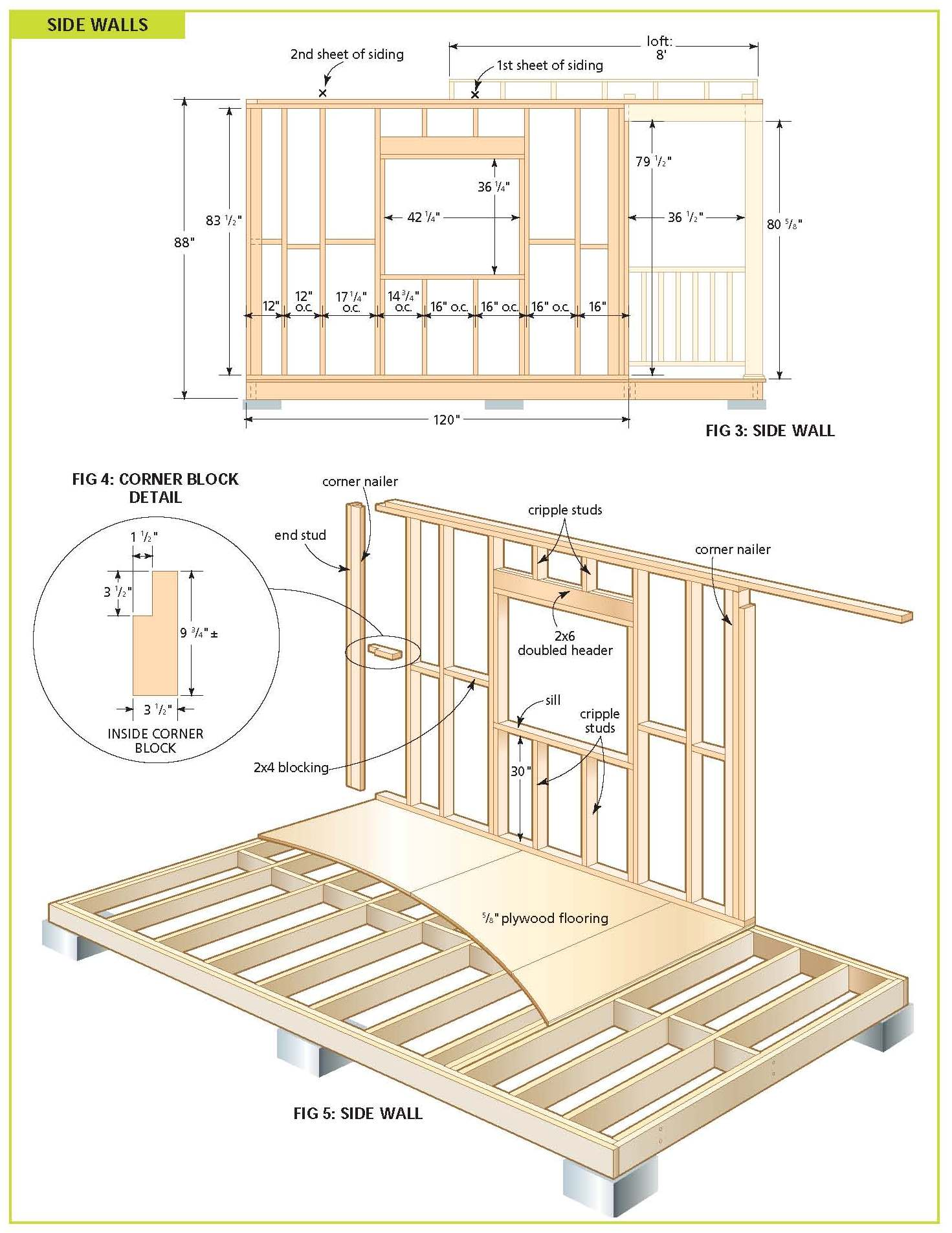 Free wood cabin plans free step by step shed plans for Cabin blueprints