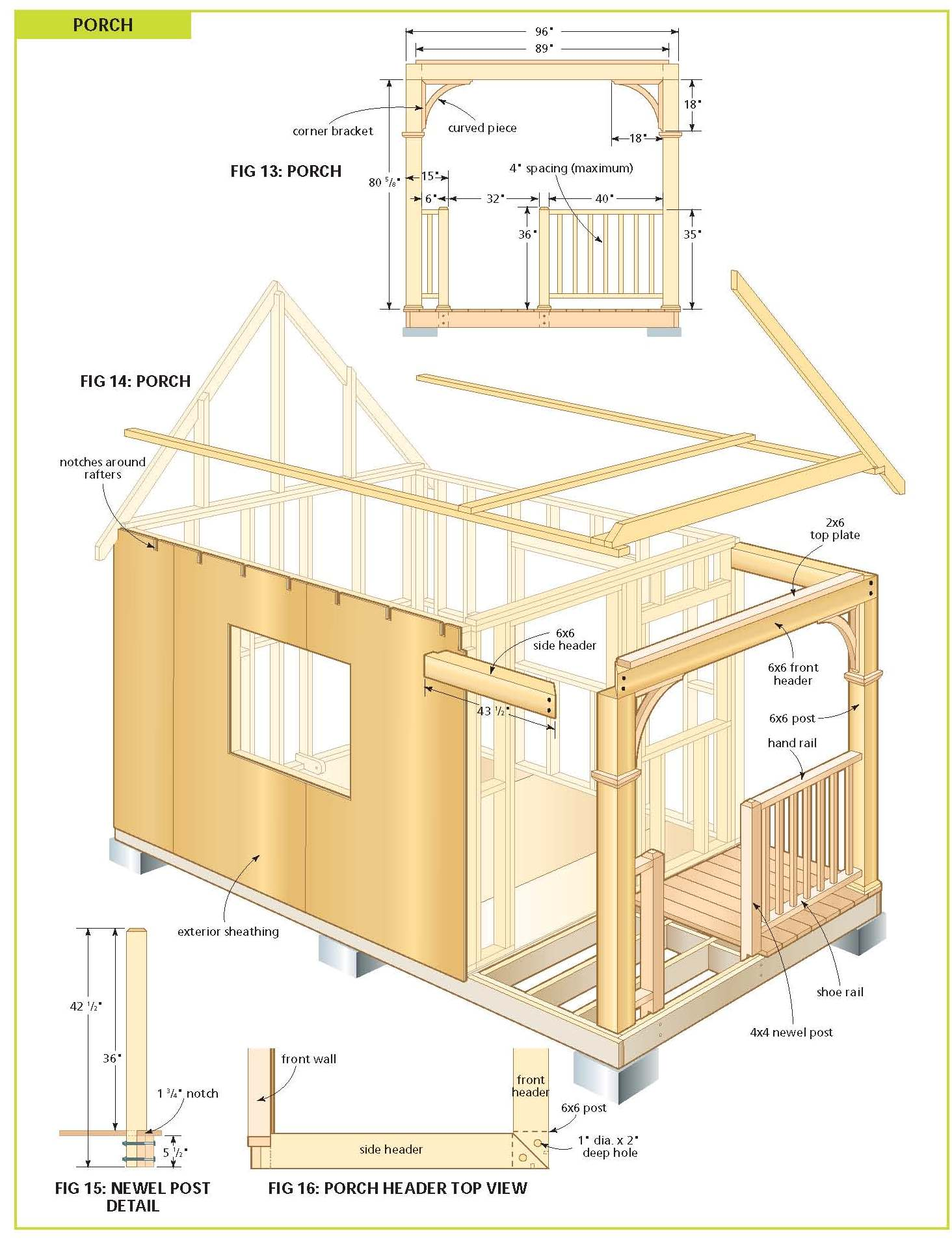 Woodwork wood cabin plans pdf plans for Cottage blueprints and plans