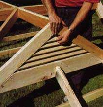 free gable shed plans