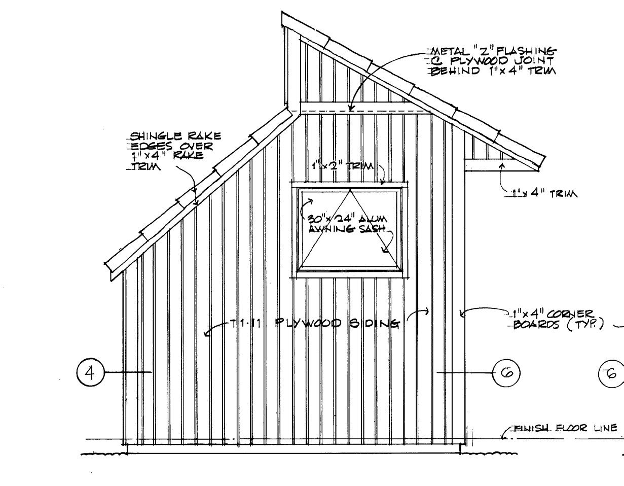 Free garden storage shed plans free step by step shed plans for Shed design plans