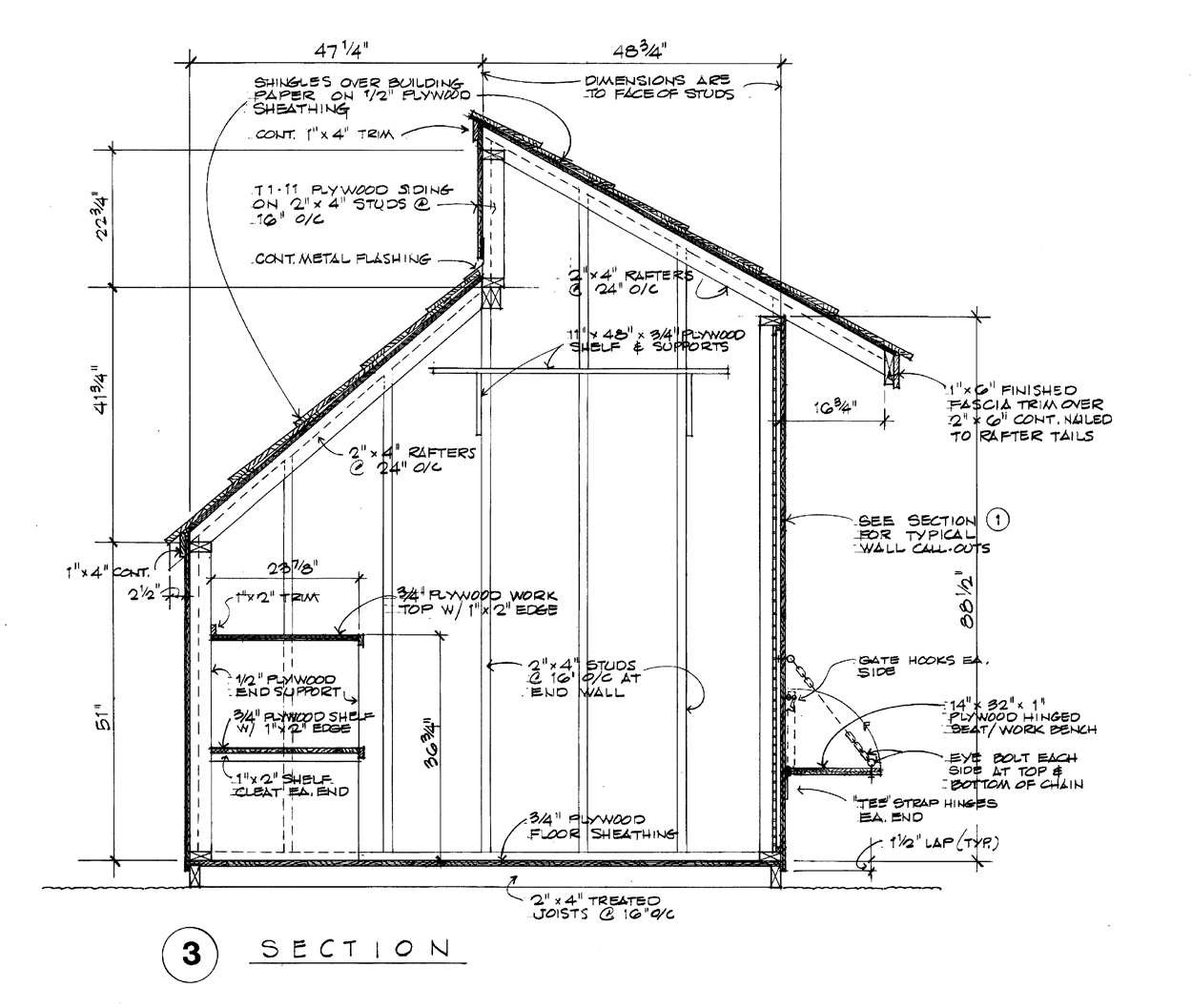 Free building plans shed garden floor plans for Shed floor plans