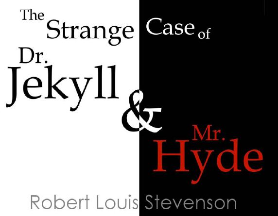a literary analysis of dual identity in dr jekyll and mr hyde by robert louis stevenson Analysis of the double in stevenson's the strange case of dr jekyll and mr hyde - corinna roth - term paper (advanced seminar) - english language and literature studies - literature.