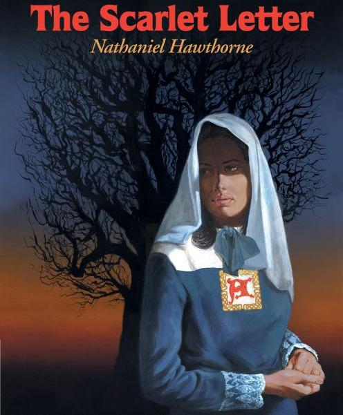 an analysis of the symbol of the pearl and the scarlet letter by nathaniel hawthorne Symbols, society and the individual  nathaniel hawthorne's the scarlet letter seems to be  through the angular lines of an emblazoned symbol hawthorne.