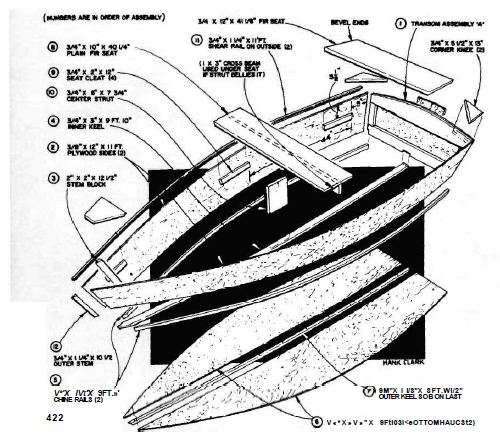 wooden row boat plans free | Hardwood Woodworking Designs